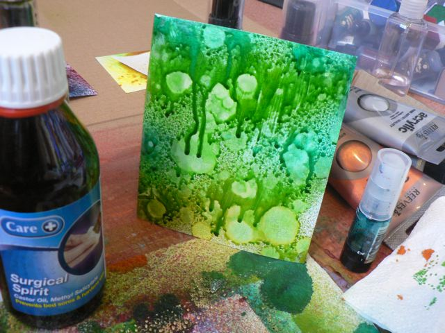 Woyww 144 dripping alcohol scrappystickyinkymess for Painting while drinking wine
