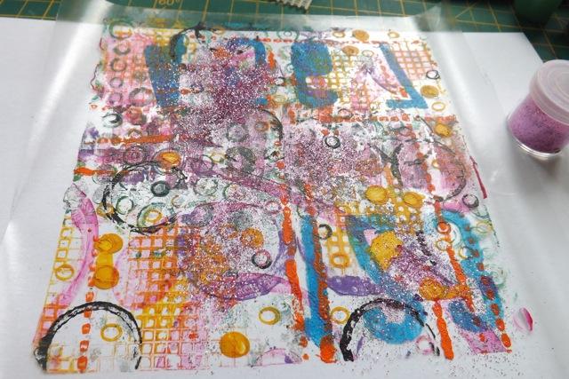 contactpaperglitter