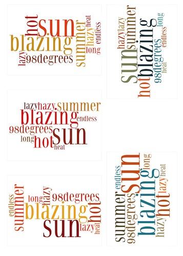 summerwordclouds