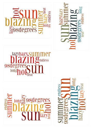 summerwordclouds
