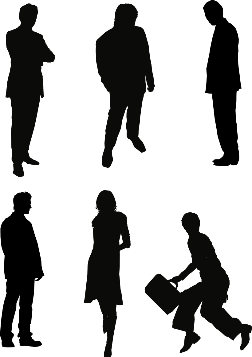 6silhouettes