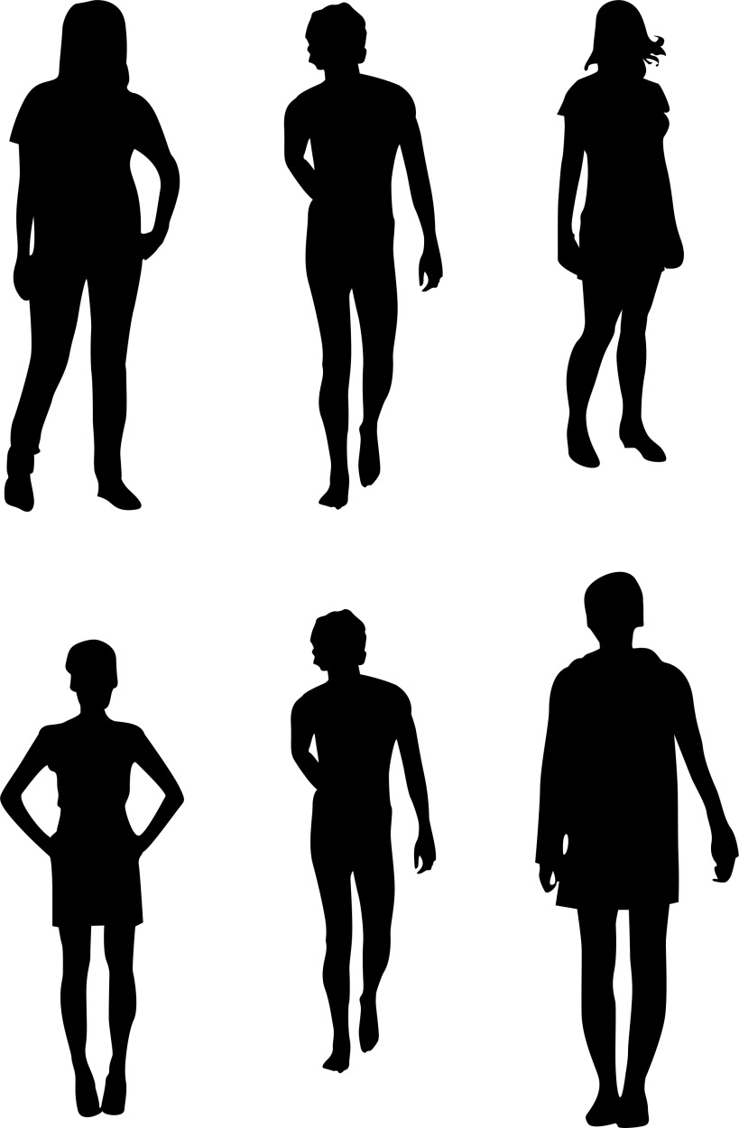 silhouettes2