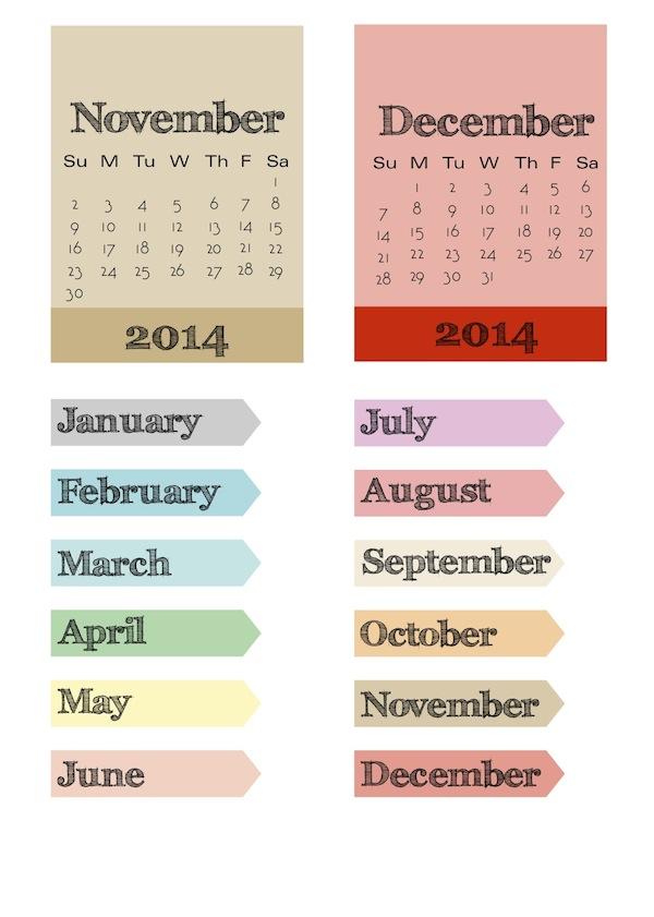 Calendar Making  (2/6)