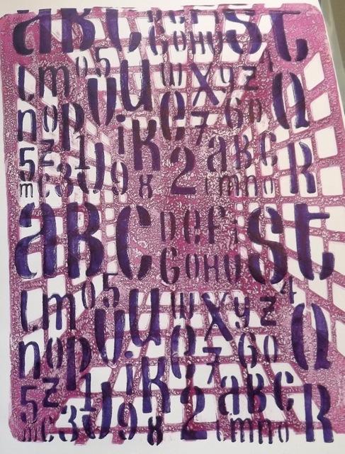 lettersheet