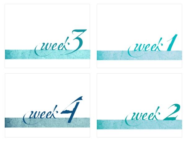 weekcardsample