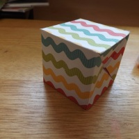 The pop up cube how-to