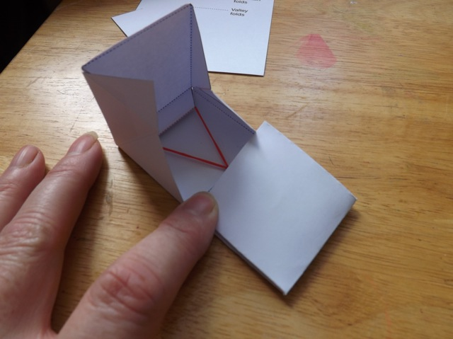 The Pop Up Cube How To Scrappystickyinkymess